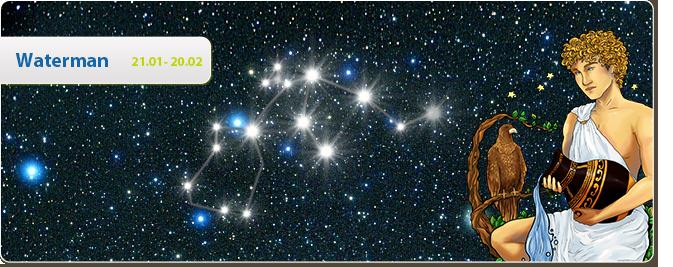 Waterman - Gratis horoscoop van 25 februari 2018 paragnosten