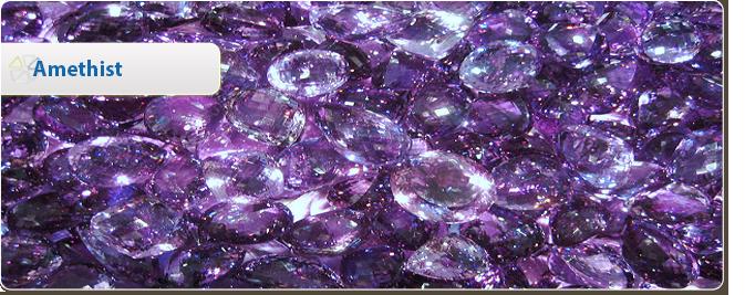 Kristallen en edelstenen Kristal Amethist - uitleg door paragnosten