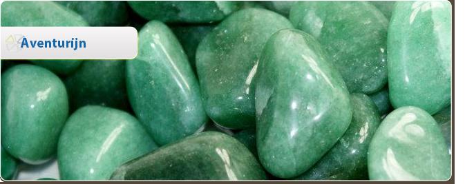 Kristallen en edelstenen Kristal Aventurijn - uitleg door paragnosten