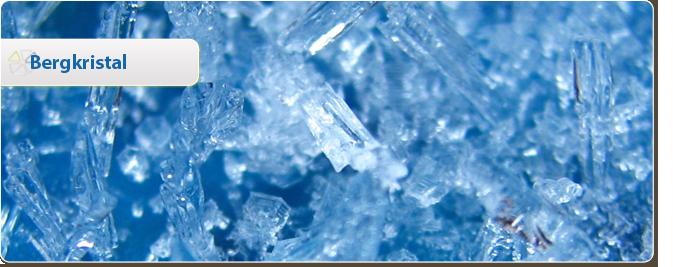 Kristallen en edelstenen Kristal Bergkristal - uitleg door paragnosten